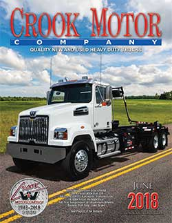 May Crook Motor Magazine