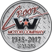 Crook Motors Circle Logo