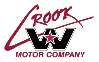Crook motor company inc for Creek wood motor company